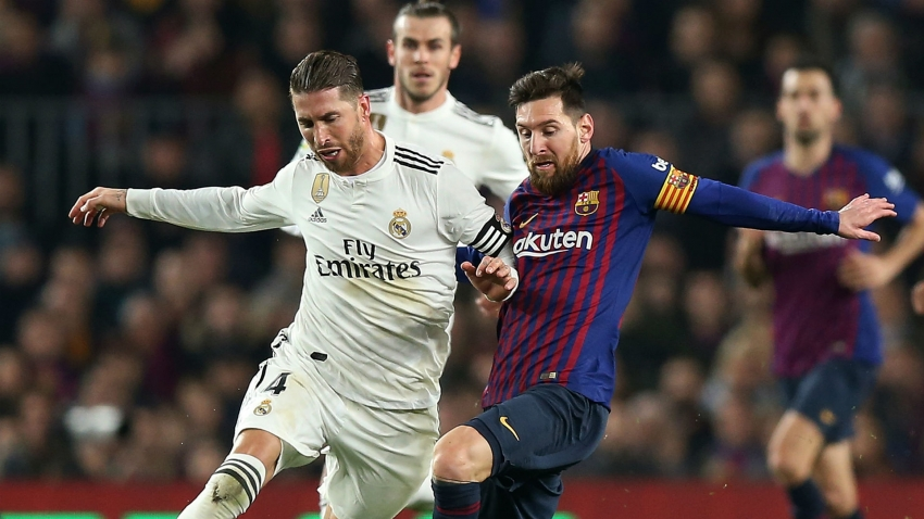 Barcelona v Real Madrid: LaLiga confirms December 18 Clasico