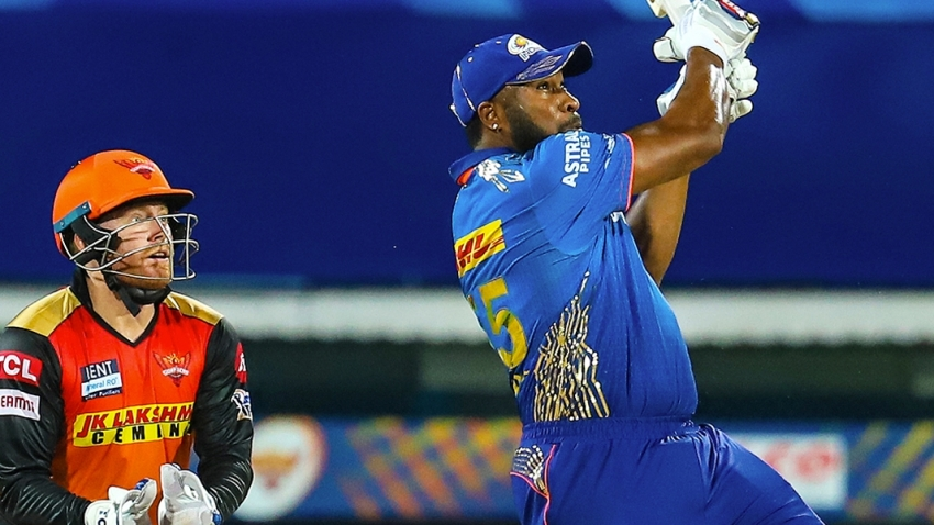 Pollard reaches, surpasses 200 IPL sixes