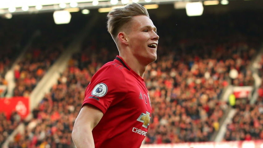 McTominay: The signs are positive, it's time to step up