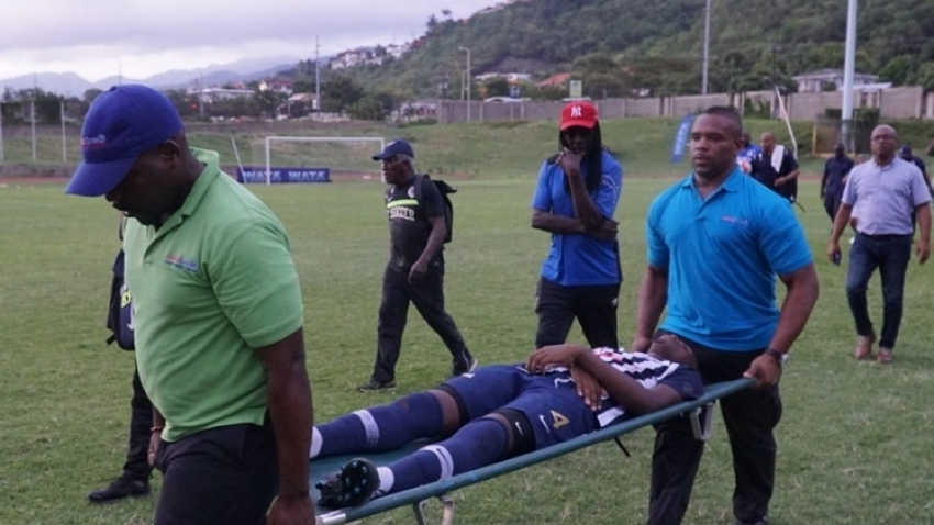 Schoolboy football players struck by lightning 'past the worst' claims ISSA president Wellington