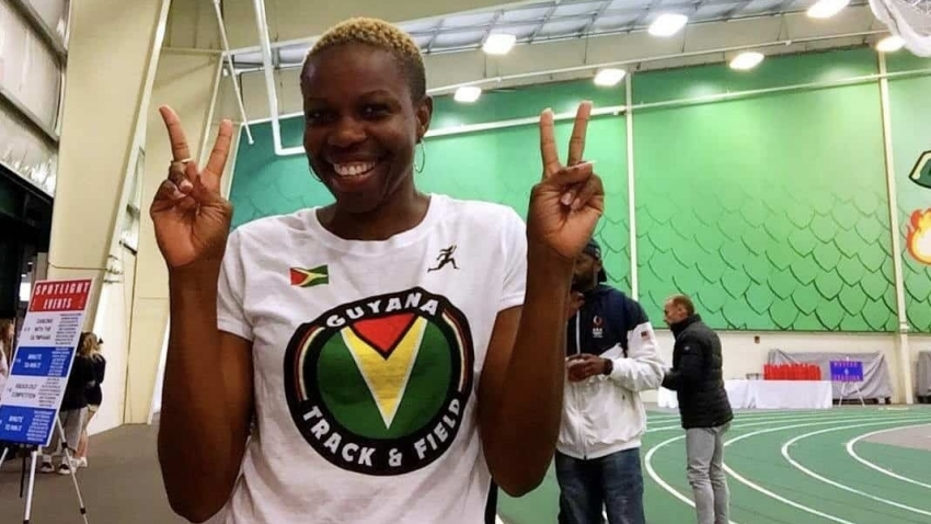 Guyanese Olympian Aliann Pompey elected president of Pan Am Athletes Commission