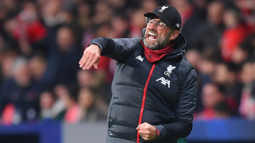 From sunshine to hardest rain - Klopp glad rare defeat felt 'really bad'