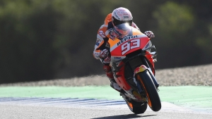 Marquez eyes Brno return after audacious Andalusia Grand Prix return is cut short