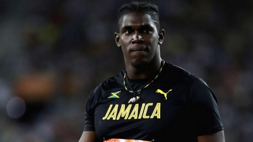 World-leader Fedrick Dacres aims for 74-metre throw