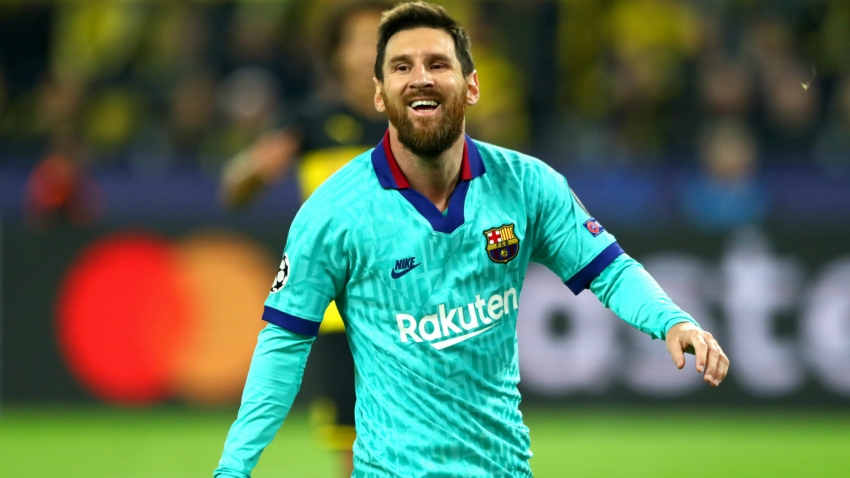 Messi done enough in Barcelona return – Valverde