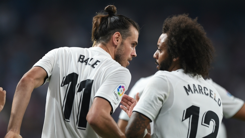 Zidane defends Marcelo and Bale after 'painful' Real Madrid draw