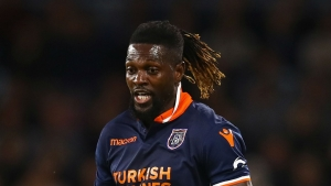 Adebayor joins former Man City team-mate Santa Cruz at Olimpia - could Toure be next?