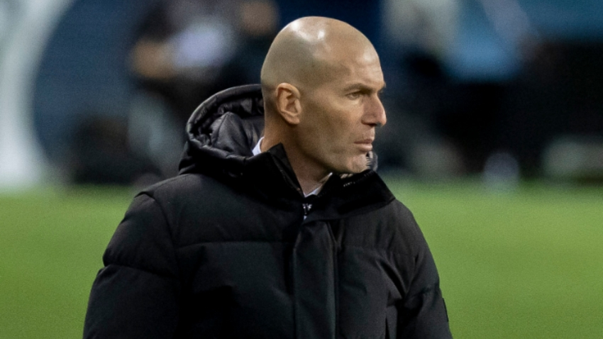 Zidane demands 'maximum intensity' from Madrid against Liverpool
