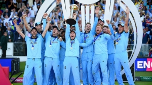 Morgan: Cricket World Cup glory will help spur England on