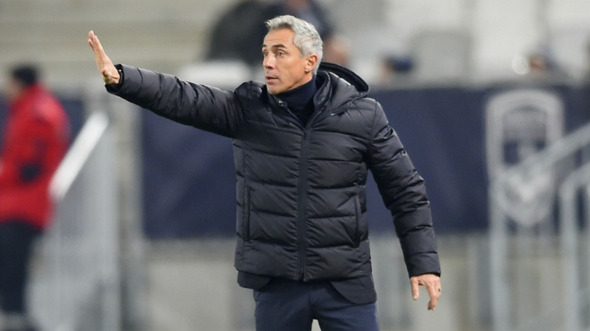 Arsenal interested in Paulo Sousa, claims entourage of Bordeaux coach