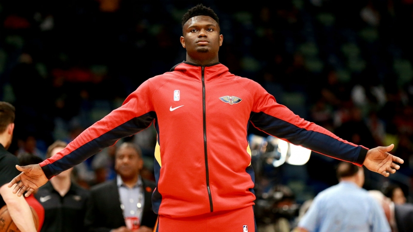 Luka Doncic: Zion Williamson is 'a different beast'