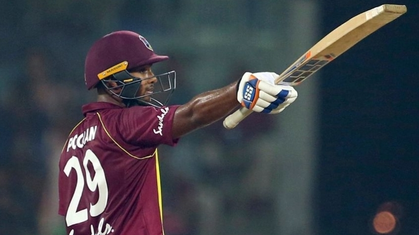Pooran grateful to take Windies opportunity