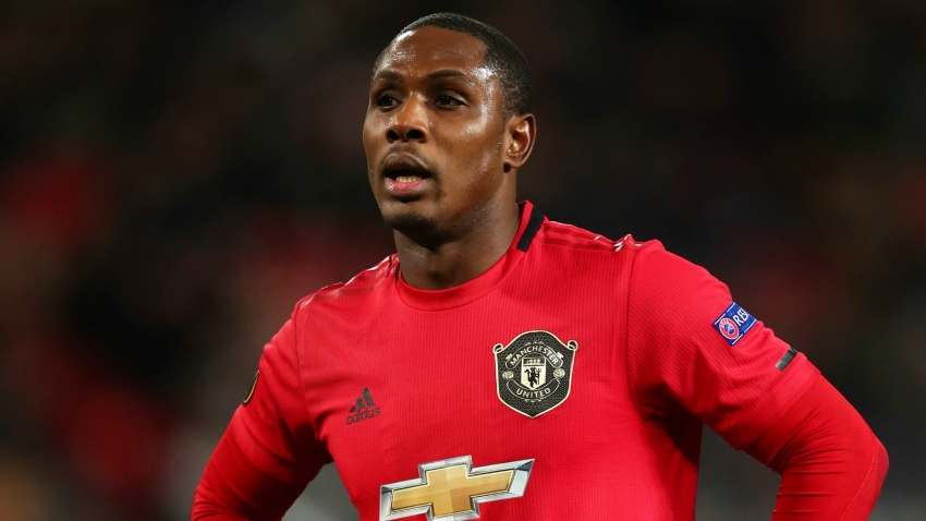 Man Utd striker Ighalo could leave the field if he's racially abused again