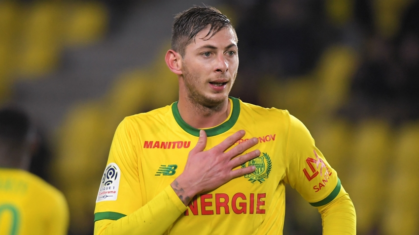 Police arrest man on suspicion of manslaughter over Sala death