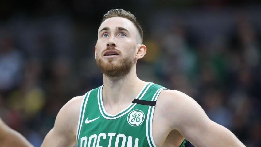 Celtics' Hayward will leave Orlando in September for child's birth