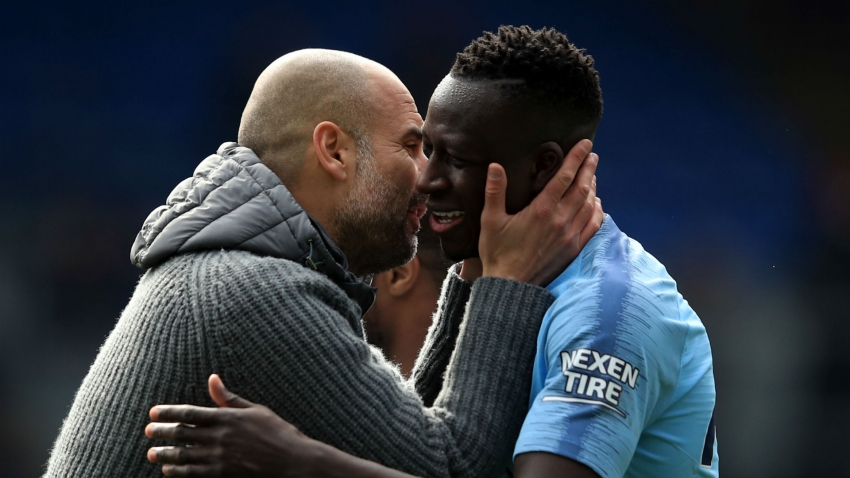 Mendy returns for Man City as Aguero eyes milestone