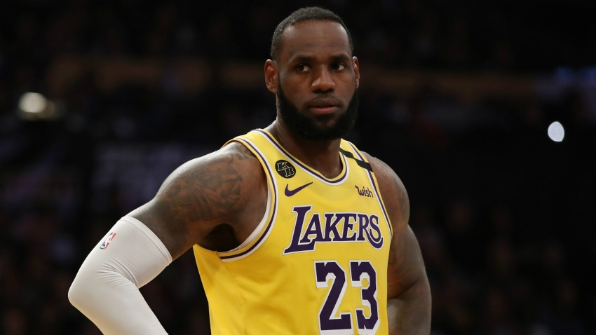 LeBron James to miss Lakers-Warriors clash