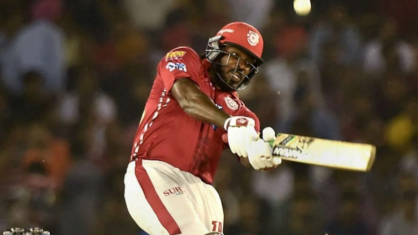 Gayle scores 40 as Punjab Kings defeat Rajasthan Royals in high-scoring thriller