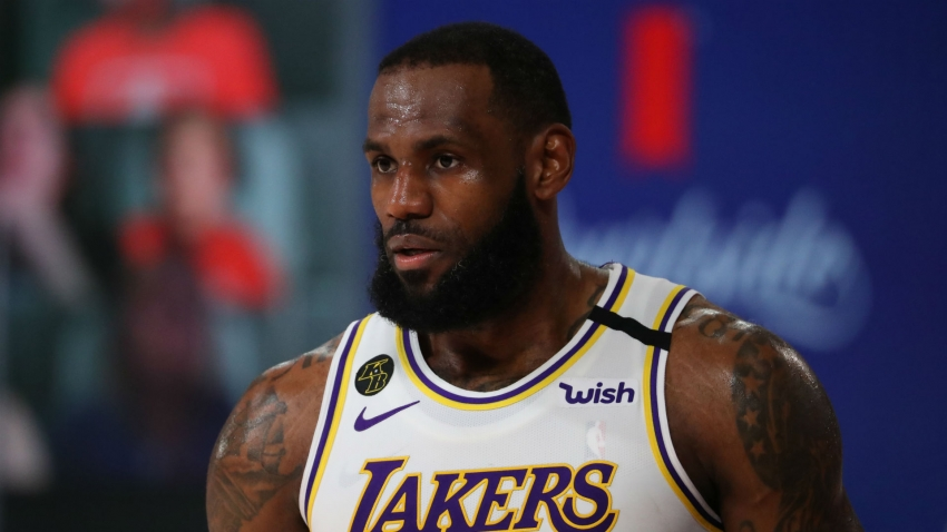 LeBron James: I've never condoned violence