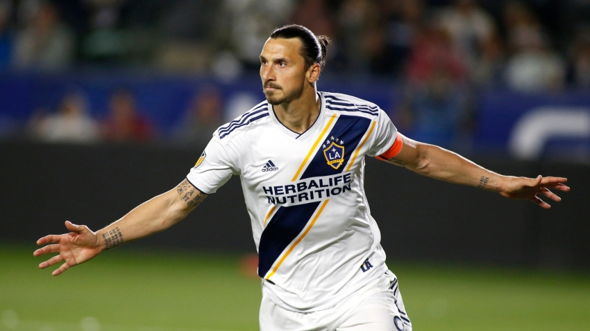 MLS Review: Ibrahimovic breaks Galaxy record with hat-trick in rout