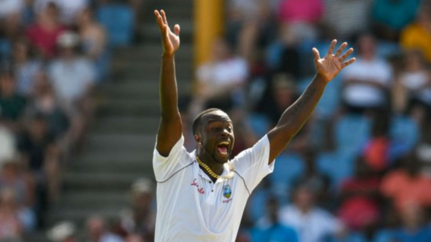 Roach and Gabriel give Windies the edge in Antigua