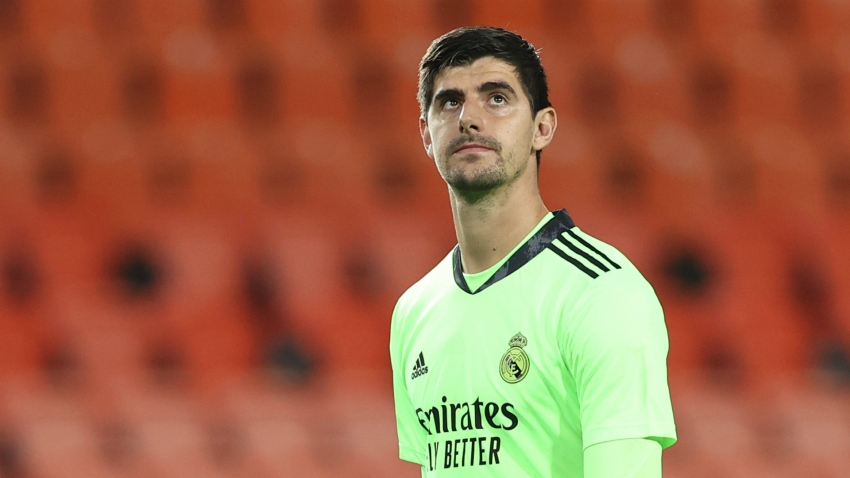 'Everything I do has become normal' – Courtois feels underappreciated for his performances at Real Madrid