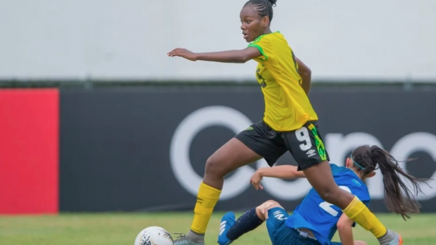 U-20 Reggae Girlz battle back in thrilling contest against Guatemala
