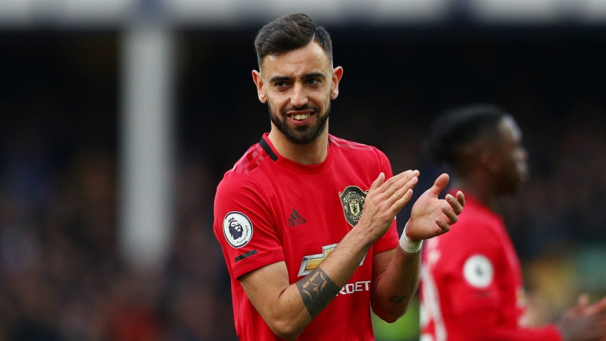Bruno Fernandes compared to Scholes by Man Utd great Robson