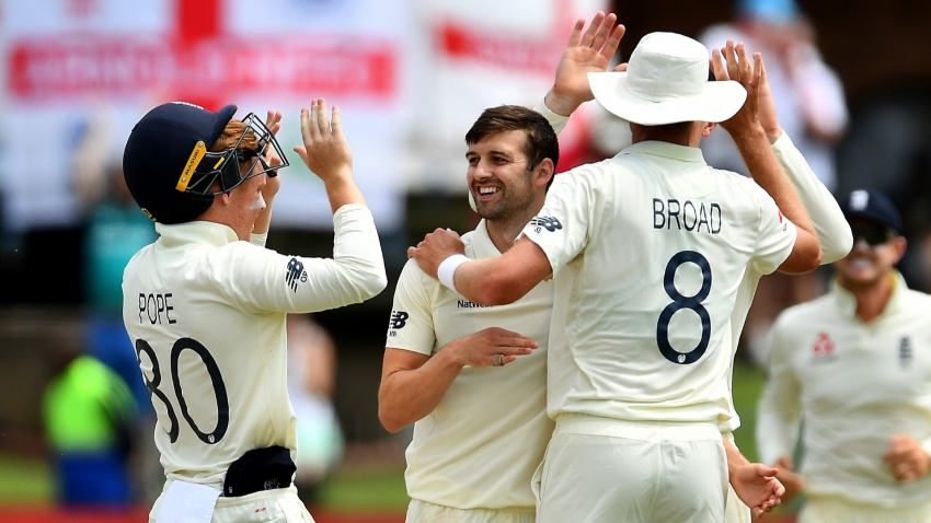 England ease to innings victory after late Maharaj stand