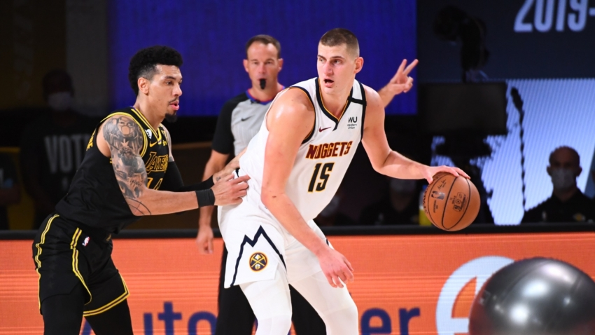 Malone and Jokic take heart from Nuggets pushing Lakers all the way in Game 2 loss