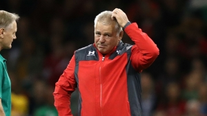 Rugby World Cup 2019: I've had better birthdays, says Gatland after Howley's Wales exit