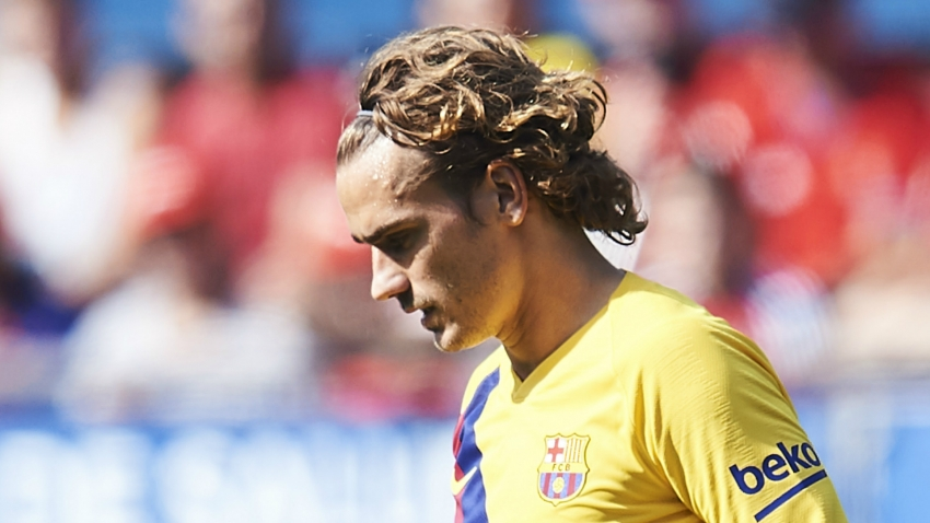 Griezmann draws another Barcelona blank