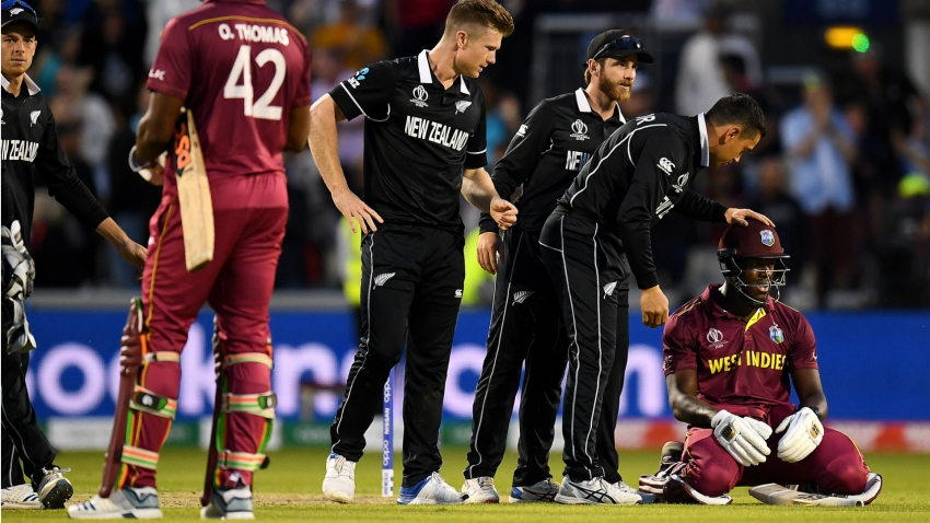 Brathwaite heroics in vain as New Zealand beat West Indies in classic