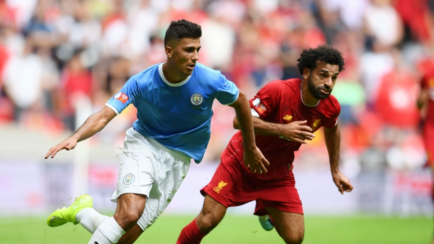 Rodri: Adapting to overwhelming Man City not easy