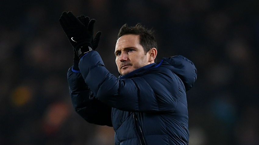 Lampard refuses to blame inexperience for Chelsea's struggles