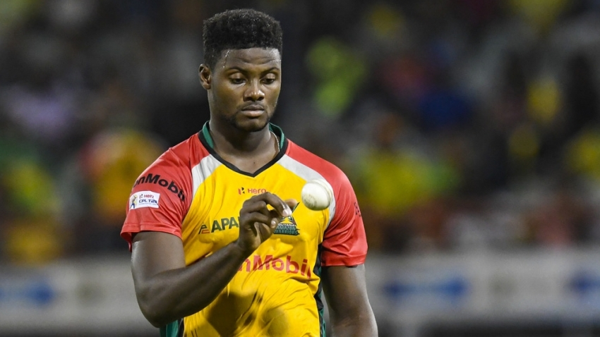 Shepherd confident Guyana can end winless curse in 'different' CPL