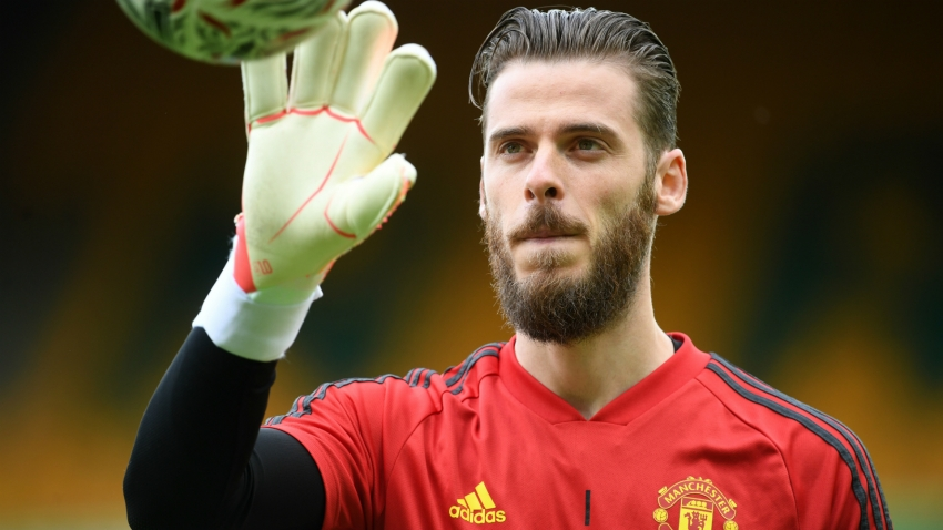 Man Utd boss Solskjaer backs De Gea for another decade at the top and big trophies