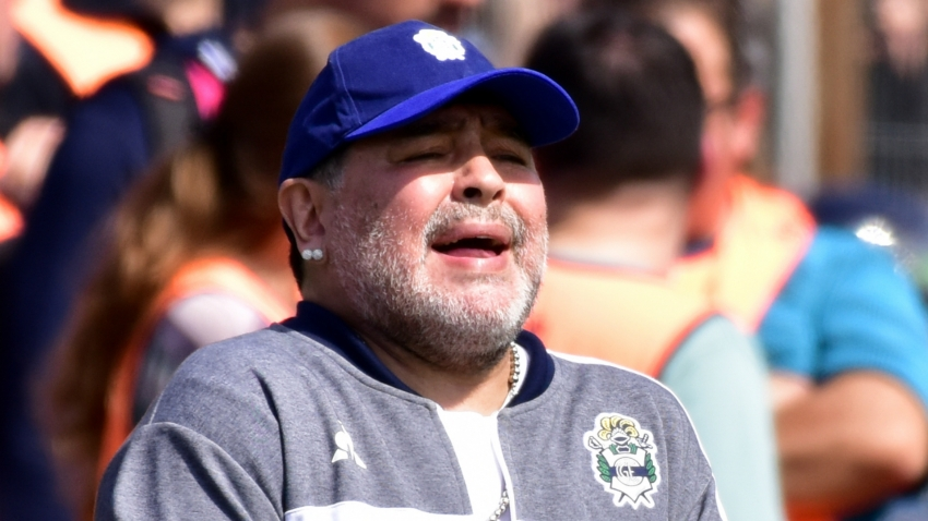 Maradona's managerial return ends in defeat