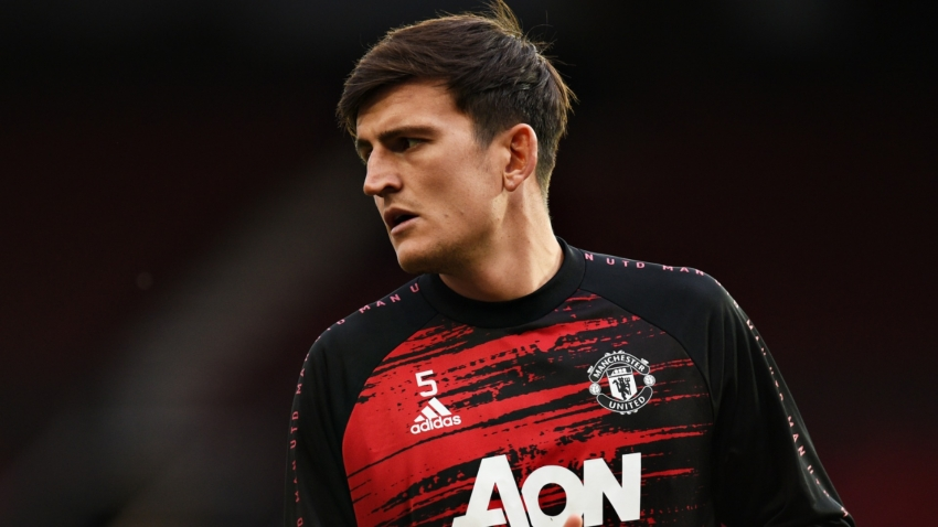 Maguire and Cavani to miss Manchester United's clash with PSG