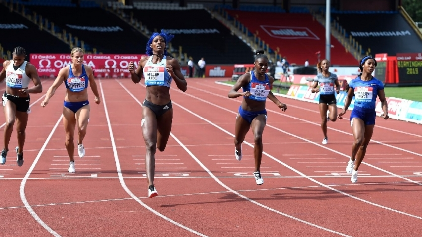 Coronavirus: Three more Diamond League meets postponed