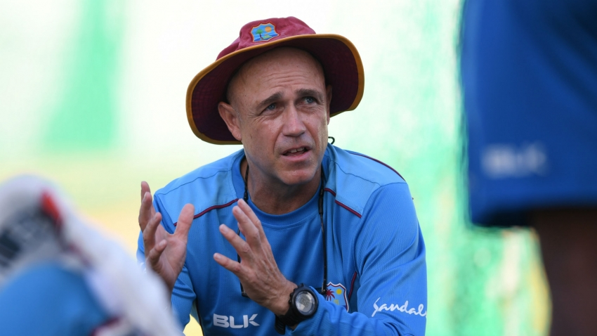 Windies coach Pybus not distracted by detractors