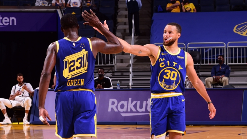 Green says Warriors aren't 'We Believe' underdogs: We've got Steph Curry!