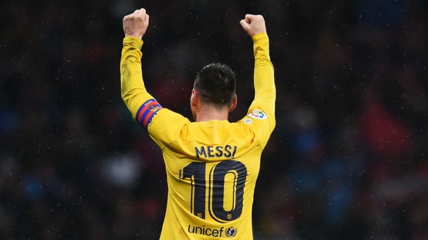 Ballon d'Or: Metropolitano masterclass shows Messi remains a cut above