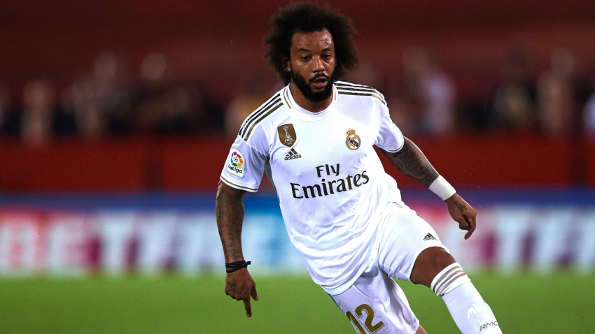 Real Madrid hurting after Mallorca loss, says Marcelo