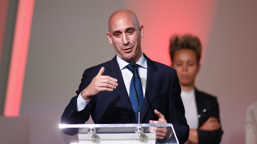 Rubiales re-elected as RFEF president