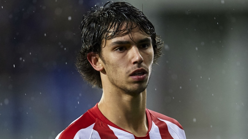 Atletico Madrid confirm Joao Felix knee injury