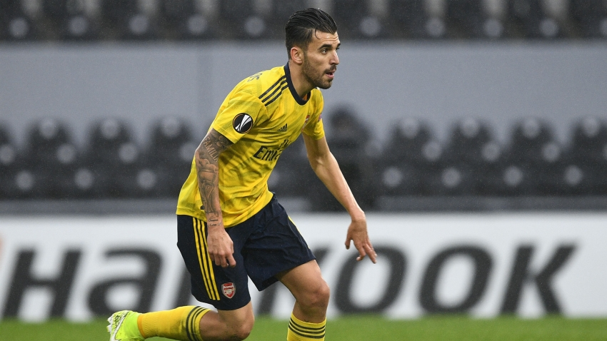 Arsenal without Ceballos until mid-December