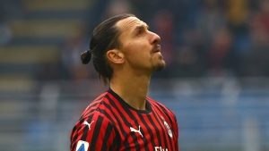 Ibrahimovic chalks up 150 Serie A wins record