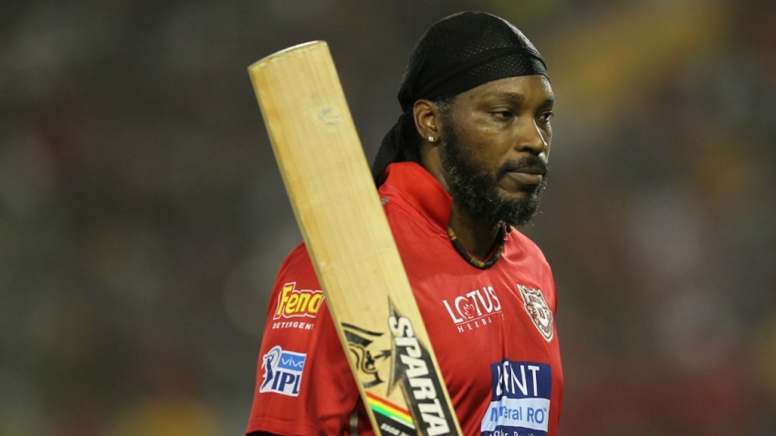 Gayle to appear for Challengers in second half of BPL
