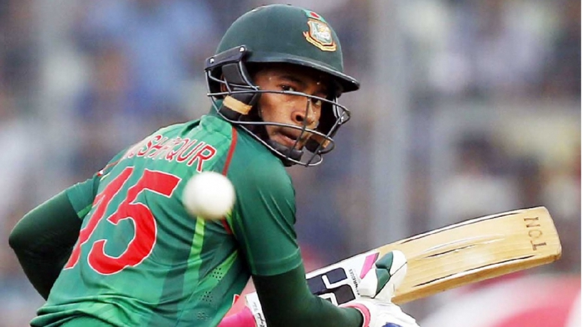 Russell, Gayle fail as Bangladesh defeat Vice Chancellor's XI at Sabina Park